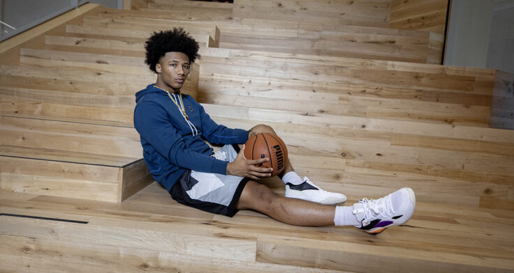 Mikey Williams Joins PUMA Hoops
