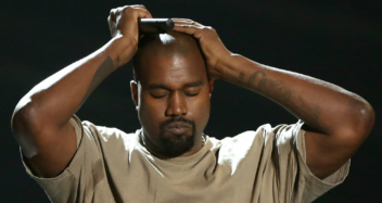 Kanye West sued by State of California