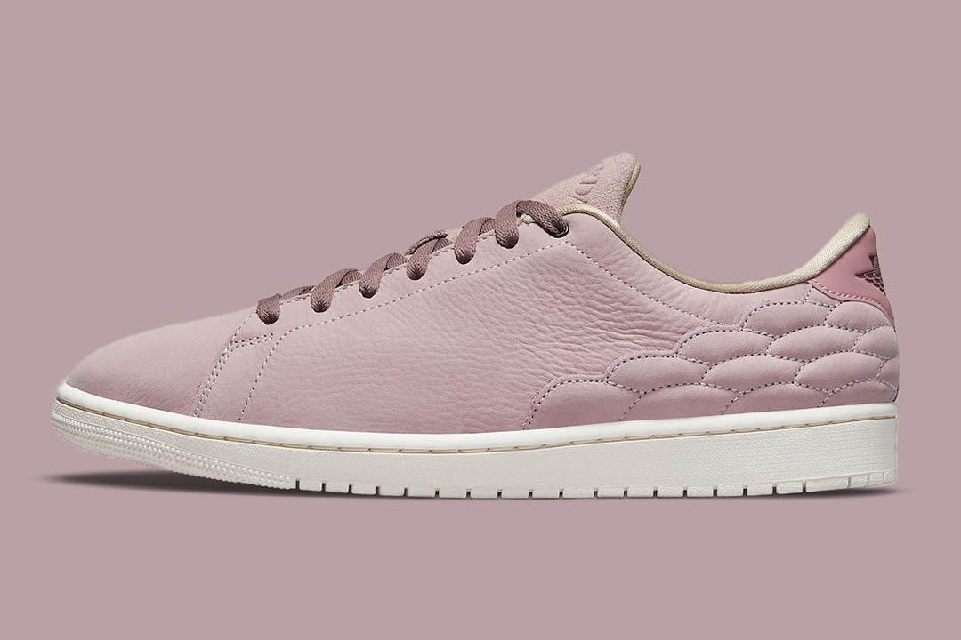 "Air Jordan 1 Centre Court ""Pink Oxford"" DO7444-621"