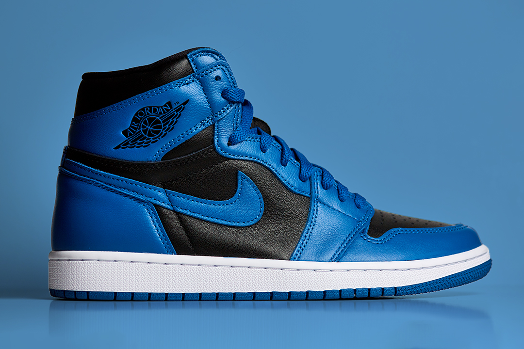 "Air Jordan 1 Retro OG High ""Dark Marina Blue"" 555088-404"
