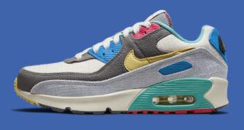 Nike Air Max 90 GS DN4415-001