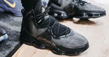 Nike LeBron 19 Black