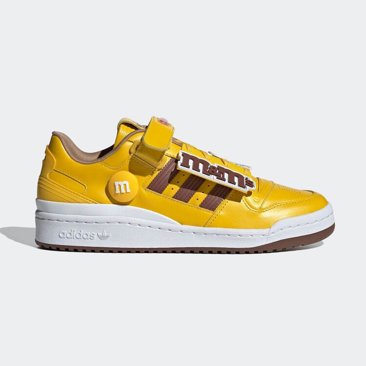 M&M's x adidas Forum Low GY1179