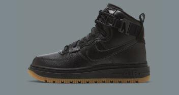 """Nike Air Force 1 High Utility 2.0 """"Black Gum"""" DC3584-001"""