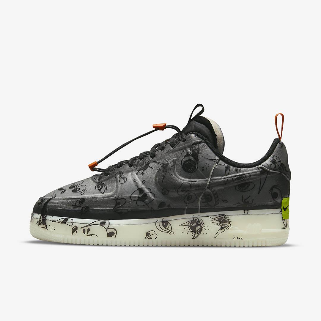 "Nike Air Force 1 Low Experimental ""Halloween"""