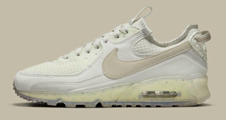 """Nike Air Max 90 Terrascape """"Light Bone"""" DC9450-001"""