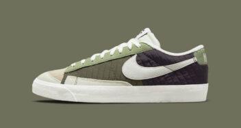 """Nike Blazer Low """"Toasty"""" DD8026-500"""