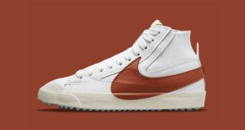 "Nike Blazer Mid '77 Jumbo ""Dark Russet"" DD3111-101"