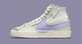"""Nike Blazer Mid '77 Jumbo """"Glaze Powder"""" DO8909-167"""