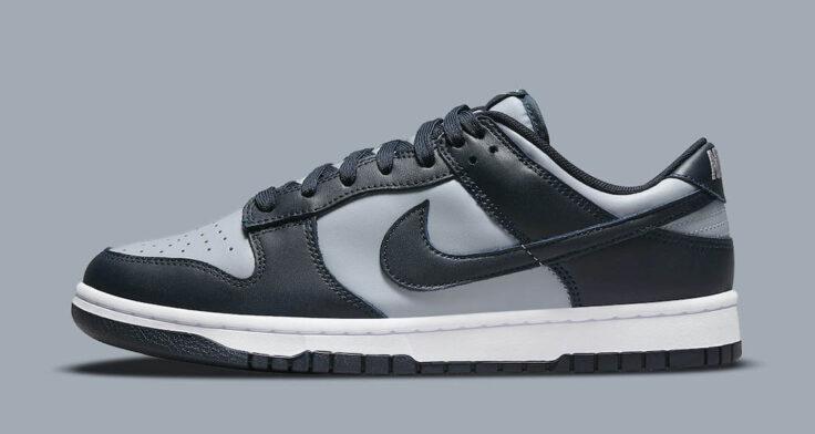 "Nike Dunk Low ""Championship Grey"" DD1391-003"