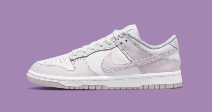 """Nike Dunk Low """"Light Violet"""" DD1503-116"""