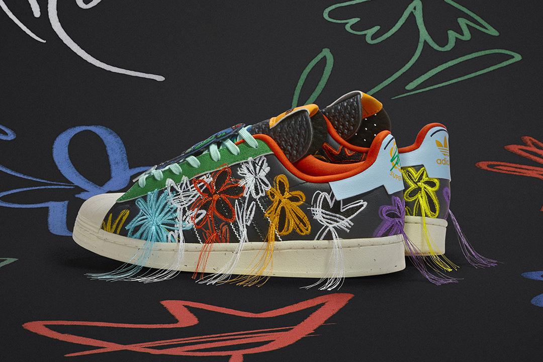 "Sean Wotherspoon x adidas Superstar ""Super Earth"" GX3823"