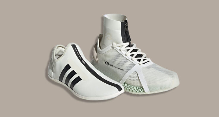 adidas Y-3 Runner 4D IOW GZ9142