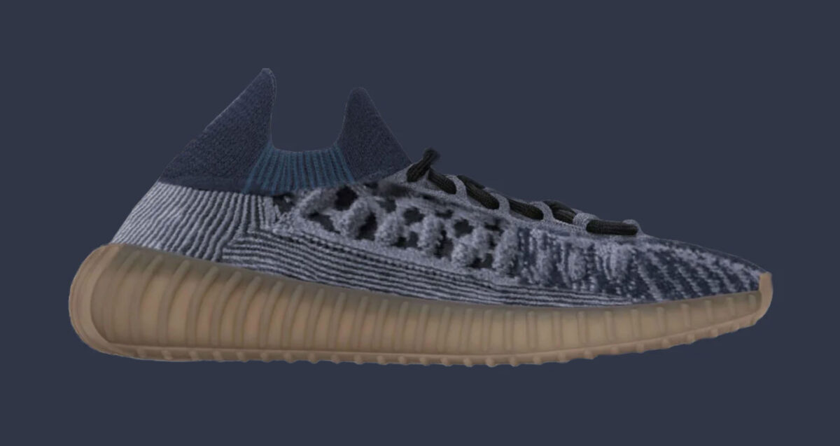"adidas YEEZY 350 V2 CMPCT ""Slate Blue"""
