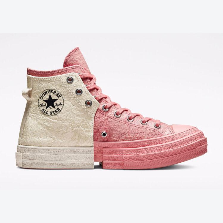 "Feng Chen Wang x Converse Chuck 70 ""Pink Quartz/Strawberry Ice"" 171837C"