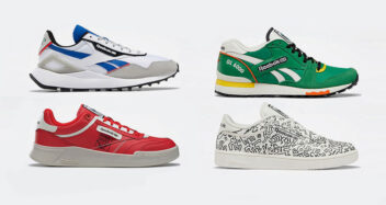Keith Haring x Reebok collection 2021