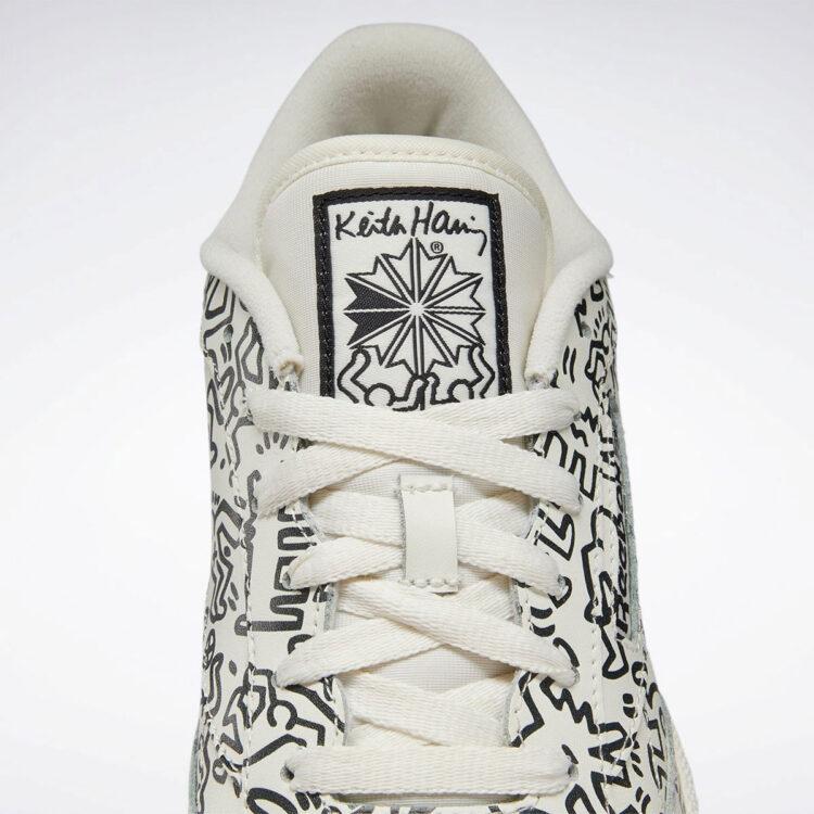 Keith Haring x Reebok Club C GZ1458