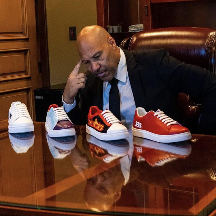 BBB Luxury Sneakers