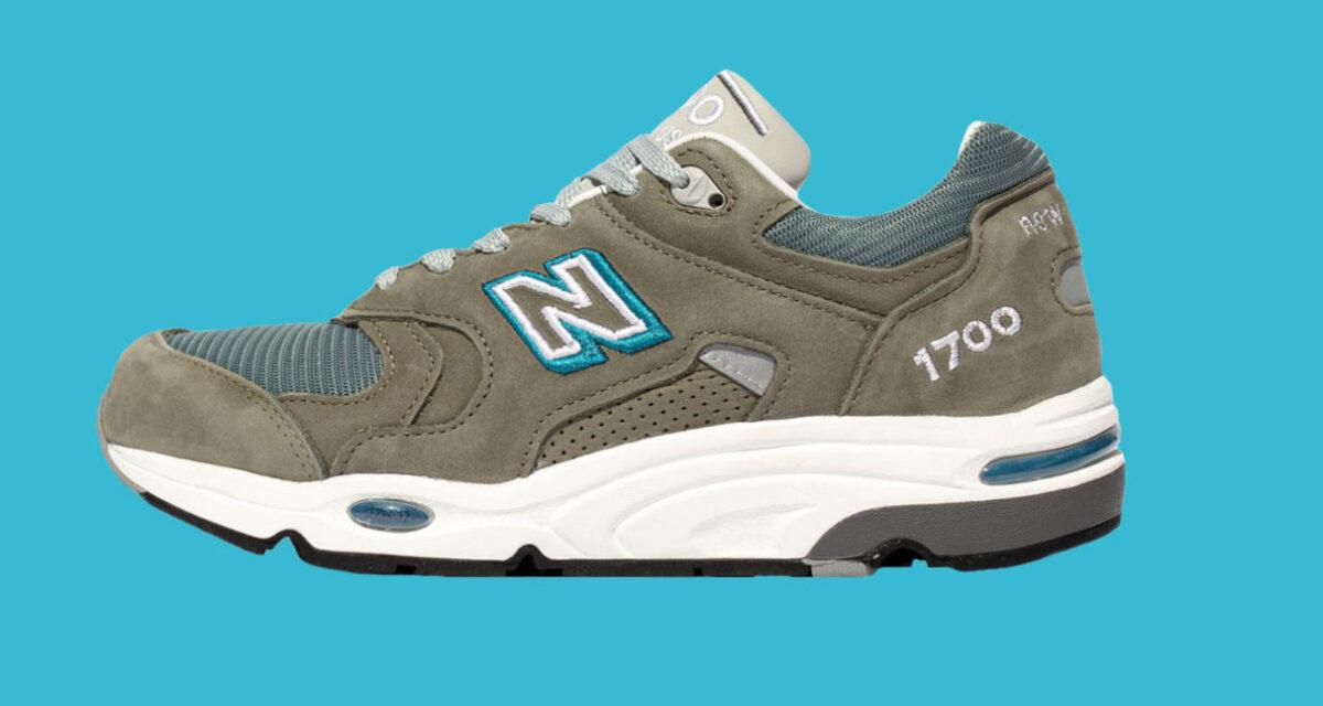 """New Balance 1700 """"Brown/Blue"""" M1700JP"""