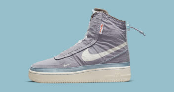"Nike Air Force 1 Shell ""Provence Purple"" DO7450-511"
