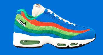 """Nike Air Max 95 SE """"Running Club"""" DH2718-400"""