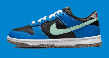 Nike Dunk Low GS Crater DR0165-001