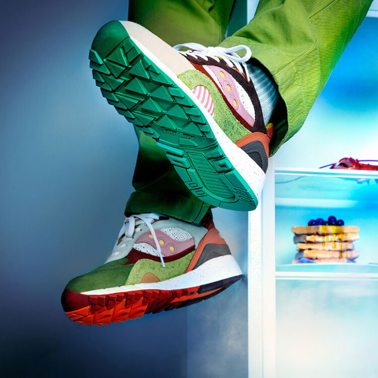 """Saucony Shadow 6000 """"Food Fight"""" S70595-1"""