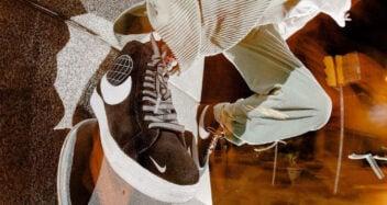 SKATEDELUXE x Nike SB Blazer Mid