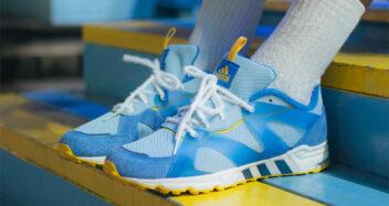 "Sneaker Politics x adidas EQT Prototype ""1984 World's Fair"" GX8407"