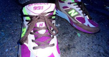 Stray Rats x New Balance 991